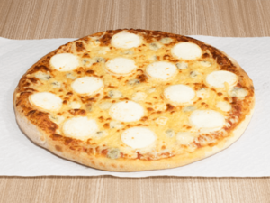 le special Pizza 4 fromages