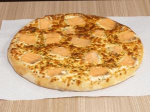 le special pizza norvégienne