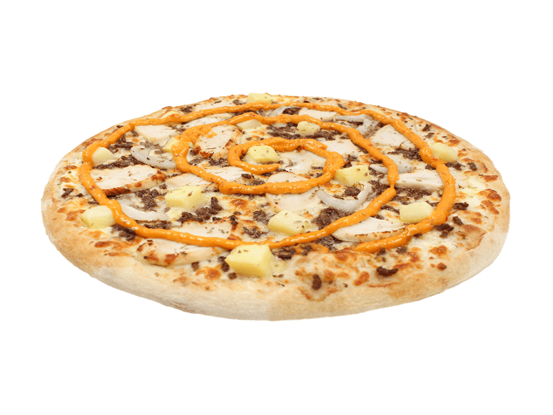 le special pizza algérienne