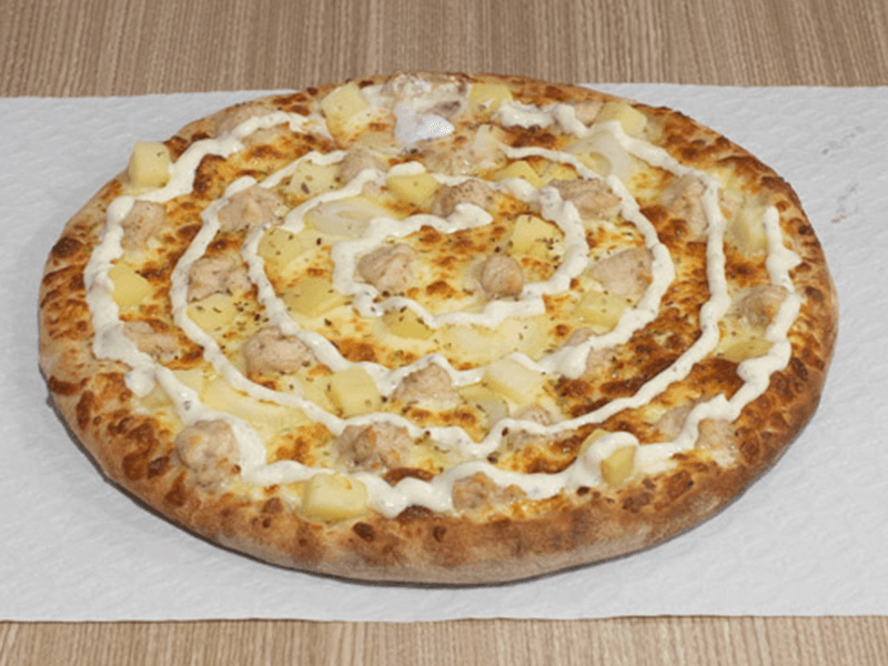 le special pizza boursin
