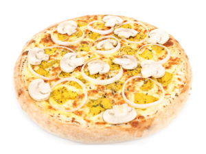 le special pizza indienne