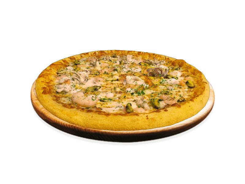 Pizza - mediteraneene