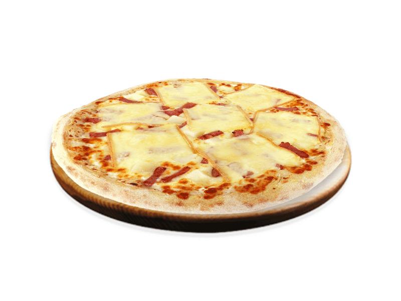 le special pizza raclette