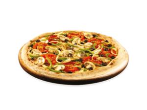 le special pizza végétarienne