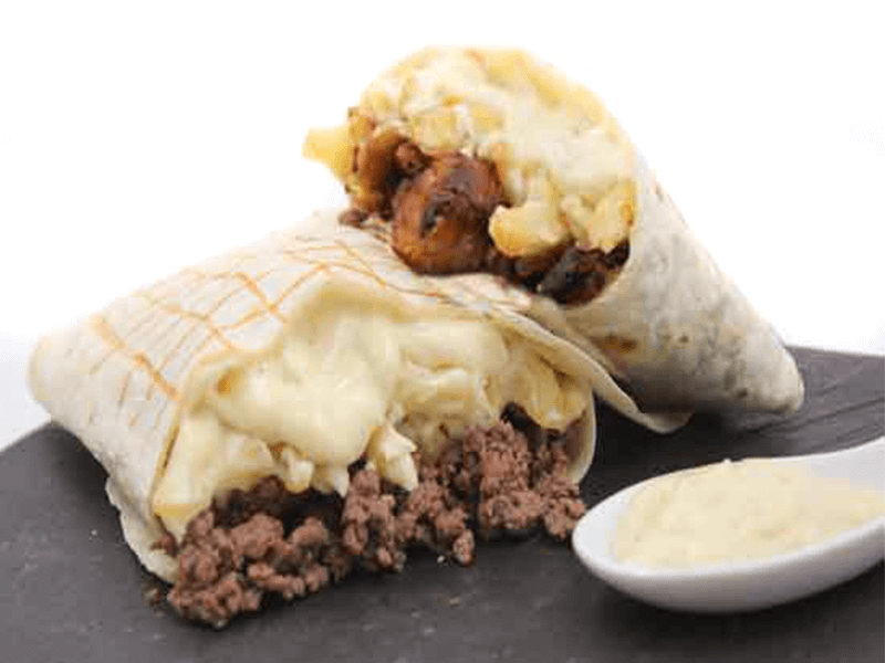 le special tacos - steak kebab