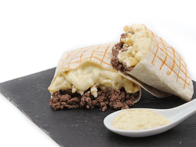 le special Tacos - steak