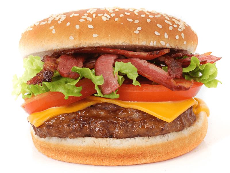 Le special Suprême Bacon Burger