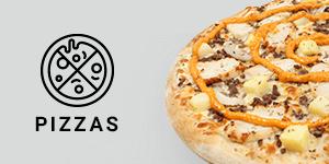 pizzas le special