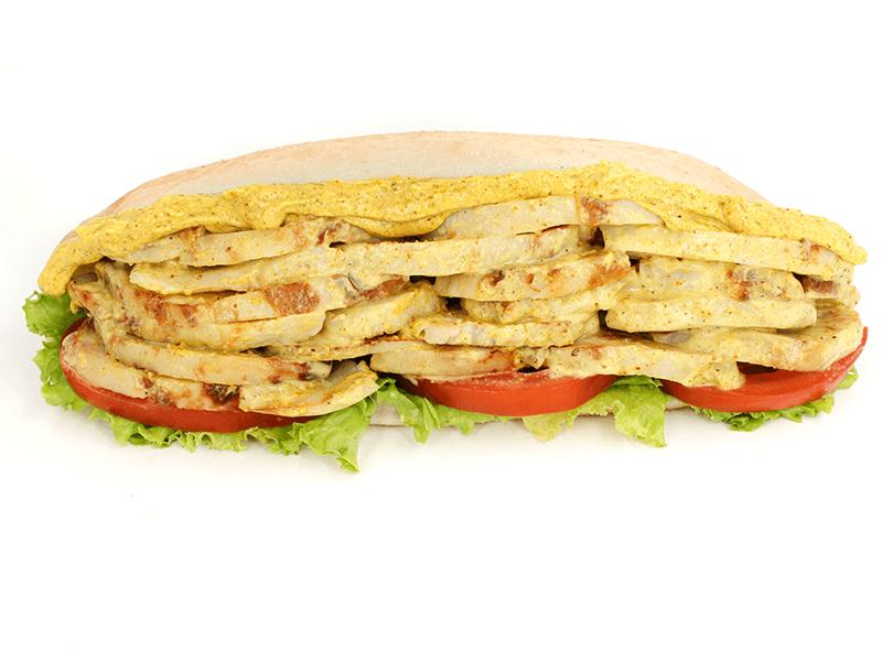 le special sandwichs - rôti tikka