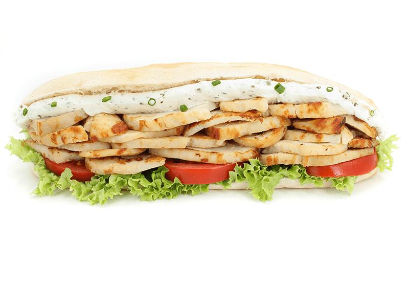 le special sandwichs - Rôti boursin