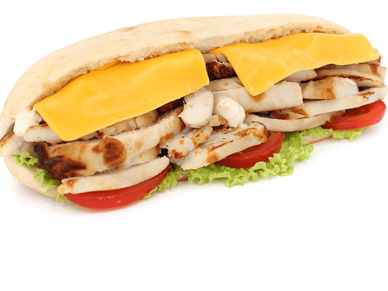 Le special sandwich - rôti chicken