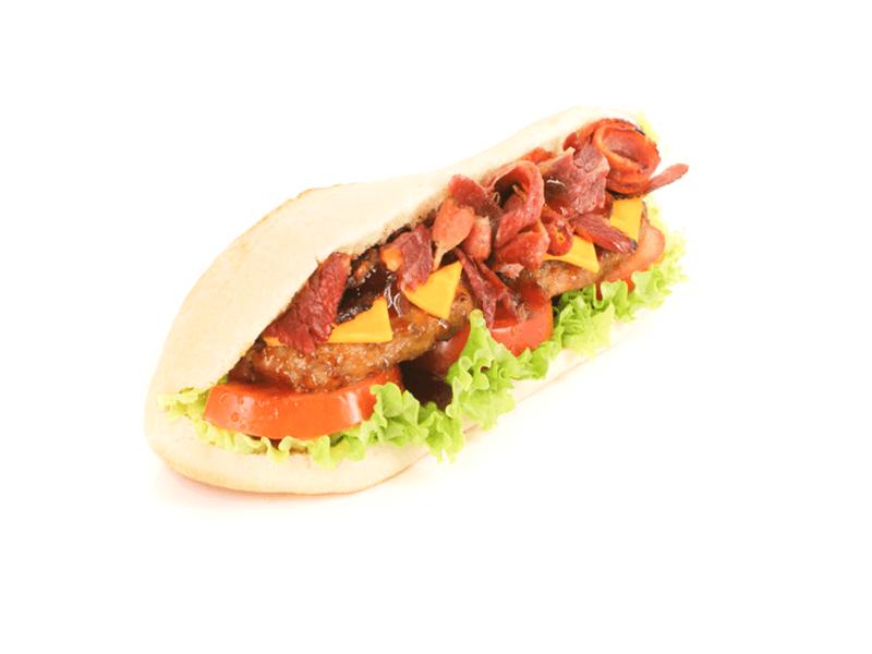le special sandwichs - suprême bacon