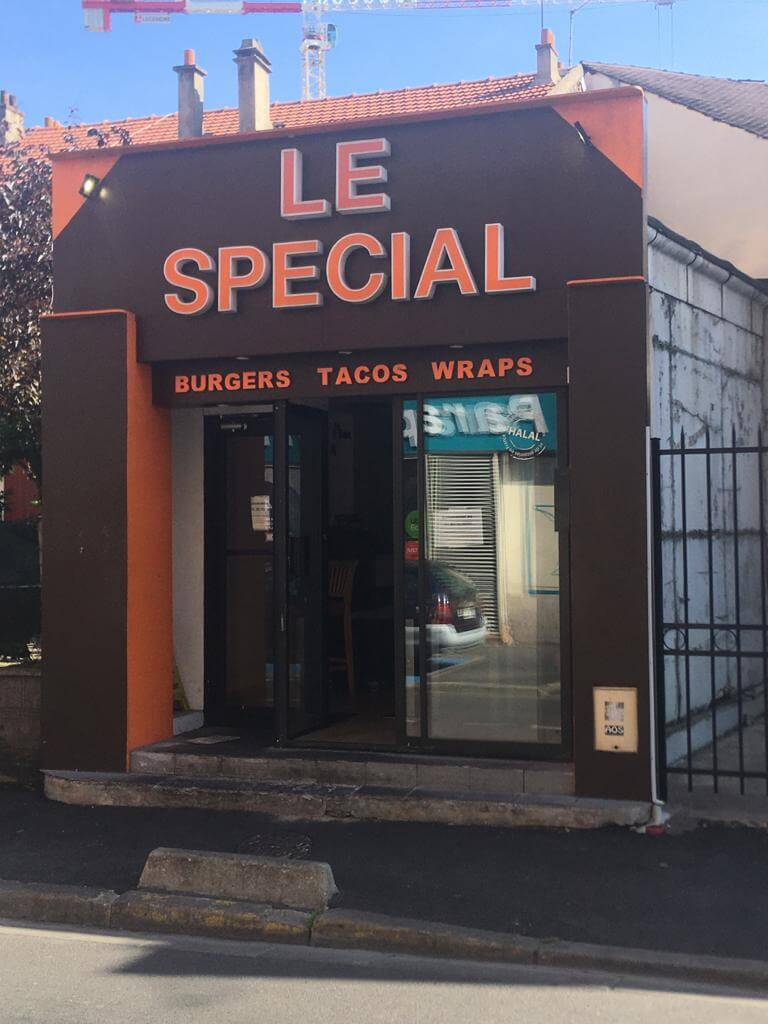 restaurants le special gennevilliers