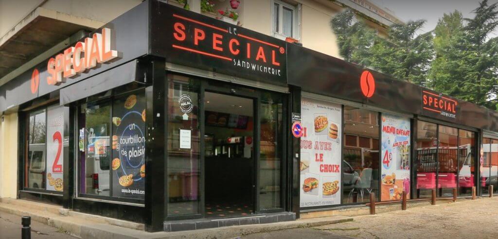 restaurants le special - montreuil
