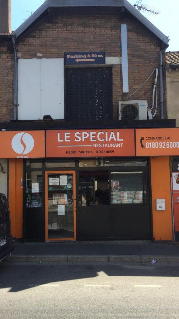 Restaurants le special - Sannois